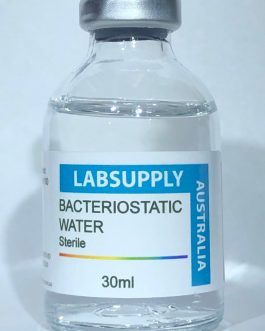 BACTERIOSTATIC WATER STERILE – BACTERIA-FREE, SUPER-REFINED