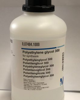 PEG 300 (POLYETHYLENE GLYCOL) MERCK premium quality Synthesis Grade