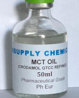 MCT OIL (GTCC) USP Pharmaceutical grade SUPER REFINED Crystal clear PURE